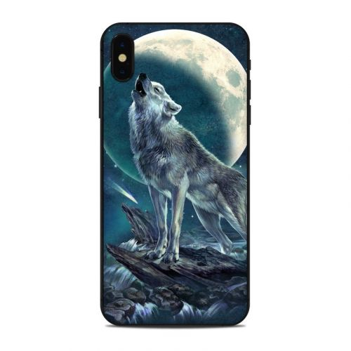 Howling Moon Soloist iPhone XS Max Skin