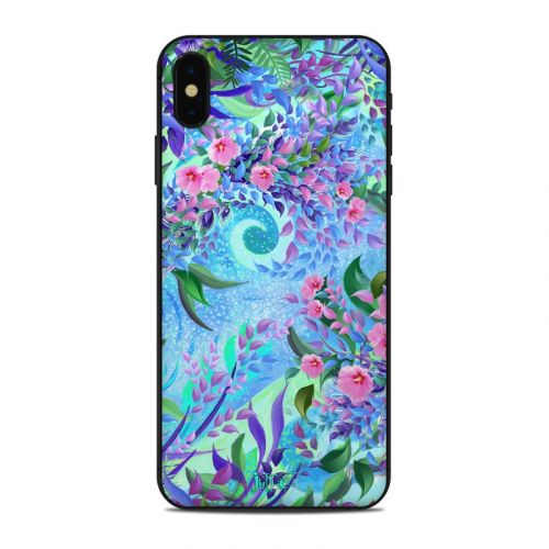 Lavender Flowers iPhone XS Max Skin