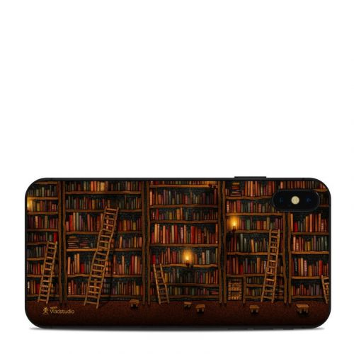Library iPhone XS Max Skin