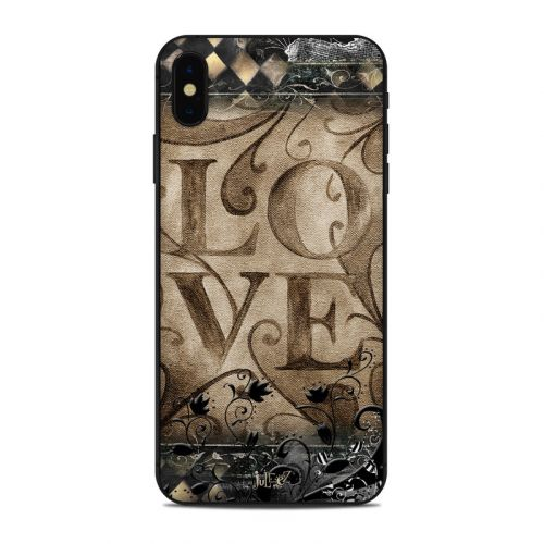 Love's Embrace iPhone XS Max Skin