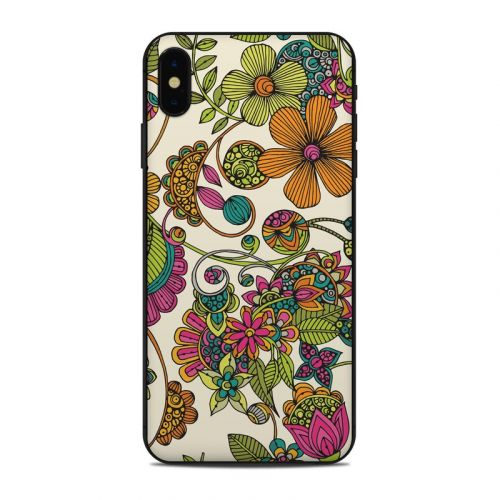 Maia Flowers iPhone XS Max Skin