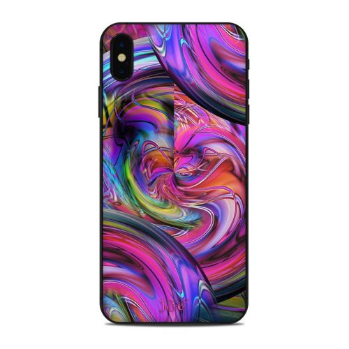 Marbles iPhone XS Max Skin