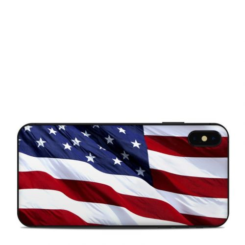 Patriotic iPhone XS Max Skin