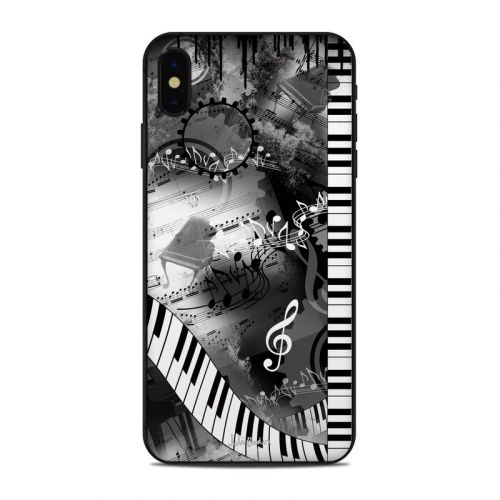 Piano Pizazz iPhone XS Max Skin