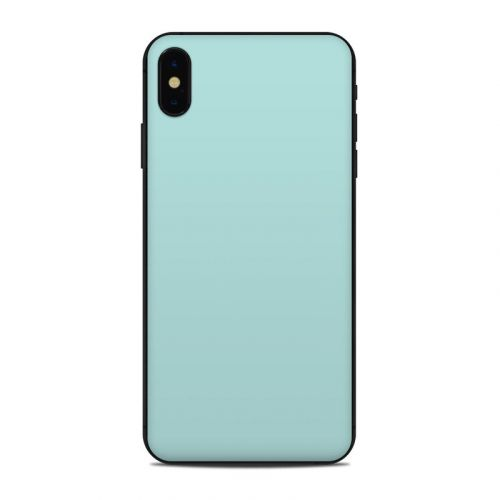 Solid State Mint iPhone XS Max Skin