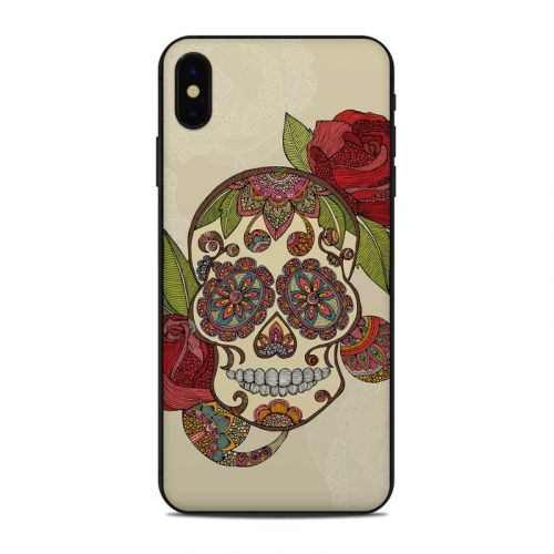 Sugar Skull iPhone XS Max Skin