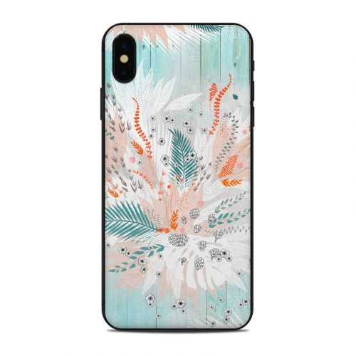 Tropical Fern iPhone XS Max Skin