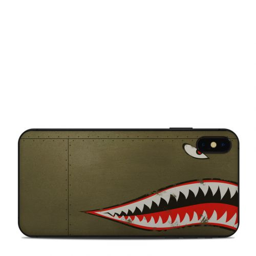 USAF Shark iPhone XS Max Skin