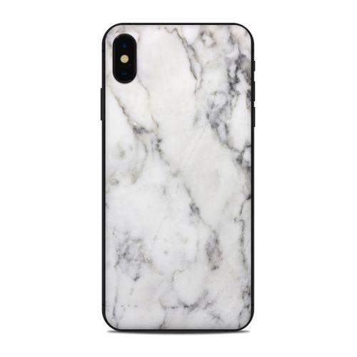 White Marble iPhone XS Max Skin