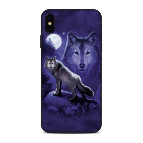 Wolf iPhone XS Max Skin