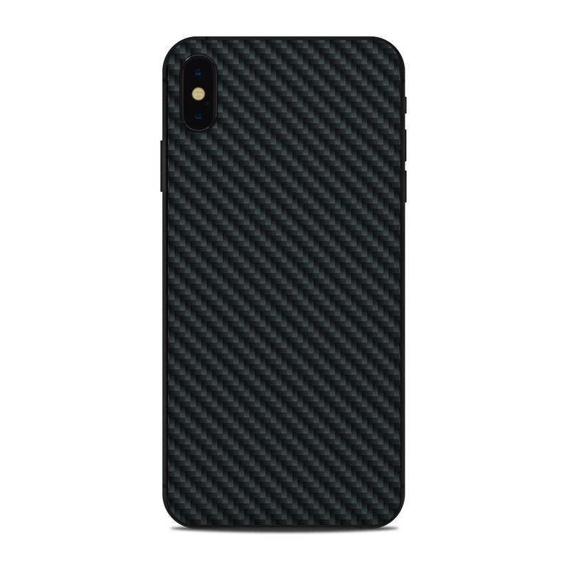 size 40 752ef aa430 Carbon iPhone XS Max Skin