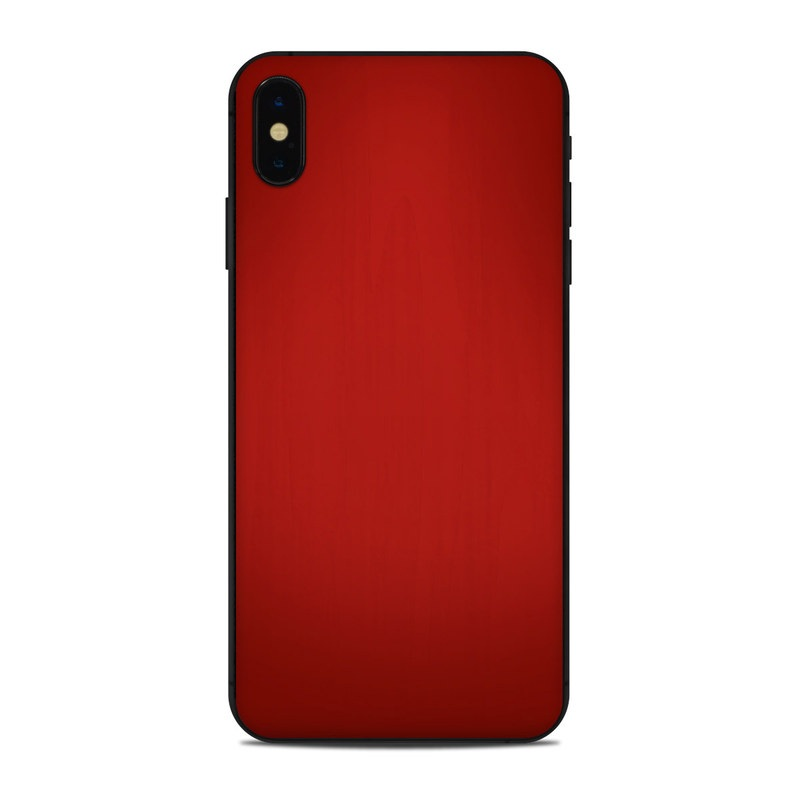 best cheap ee6f5 b7708 Red Burst iPhone XS Max Skin