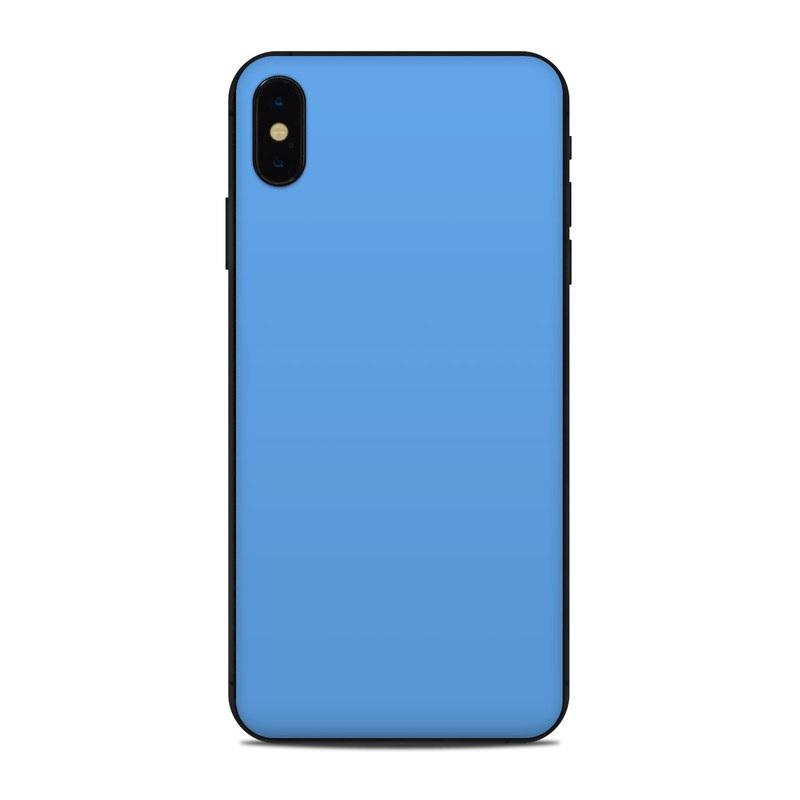 iphone xs max case blue