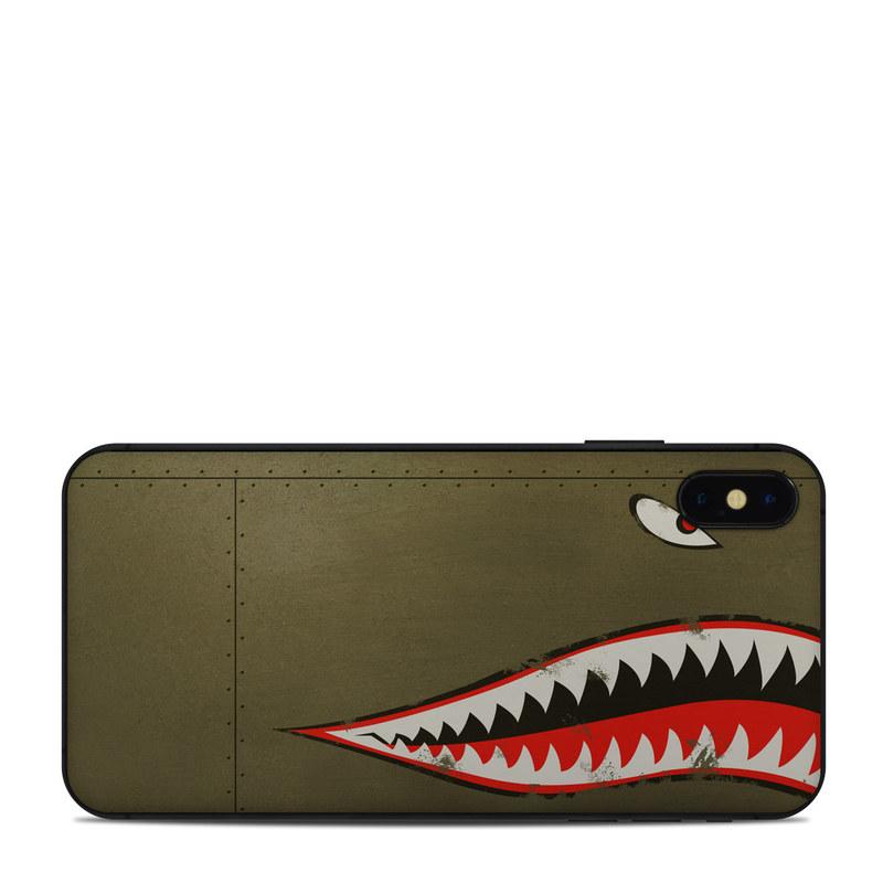 USAF Shark iPhone XS Max Skin