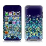 Blue Garden iPod touch 4th Gen Skin