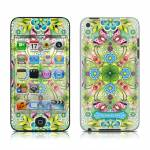 Mandala Clover iPod touch 4th Gen Skin