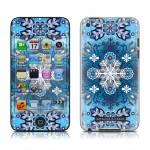 Winter Snowflake iPod touch 4th Gen Skin