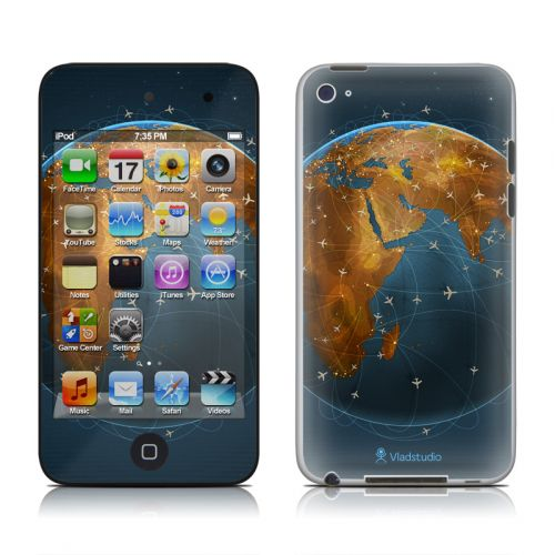 Airlines iPod touch 4th Gen Skin