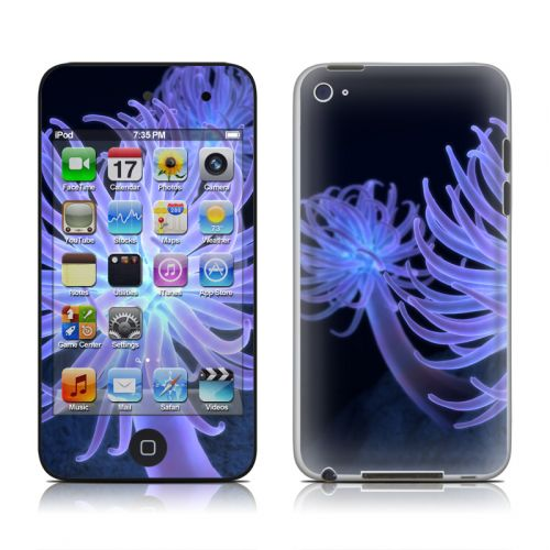 Anemones iPod touch 4th Gen Skin