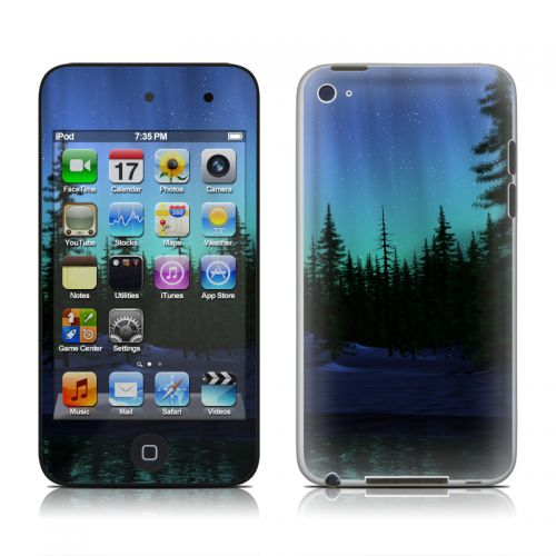 Aurora iPod touch 4th Gen Skin