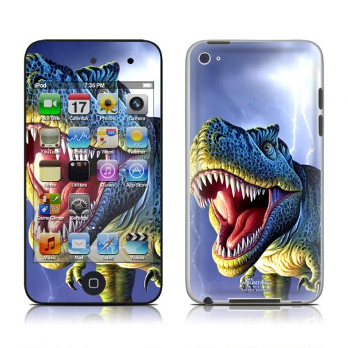 Big Rex iPod touch 4th Gen Skin