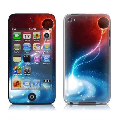 Black Hole iPod touch 4th Gen Skin