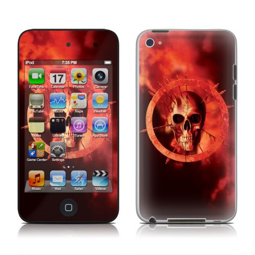 Blood Ring iPod touch 4th Gen Skin
