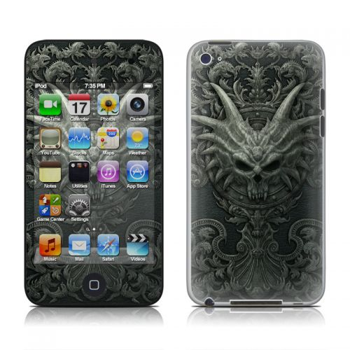 Black Book iPod touch 4th Gen Skin