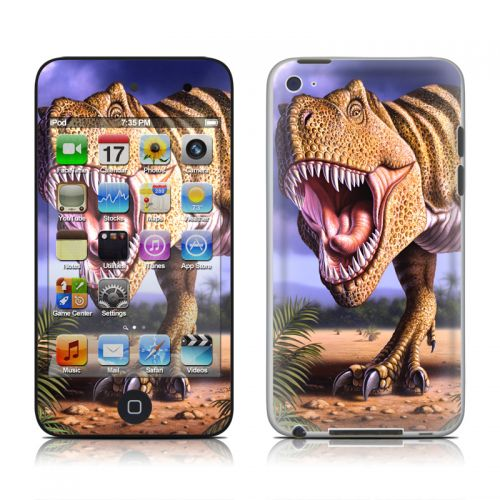 Brown Rex iPod touch 4th Gen Skin
