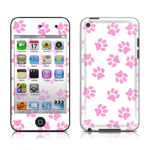 Cat Paws iPod touch 4th Gen Skin