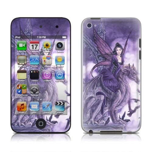 Dragon Sentinel iPod touch 4th Gen Skin