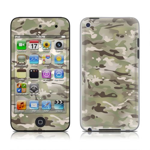 FC Camo iPod touch 4th Gen Skin