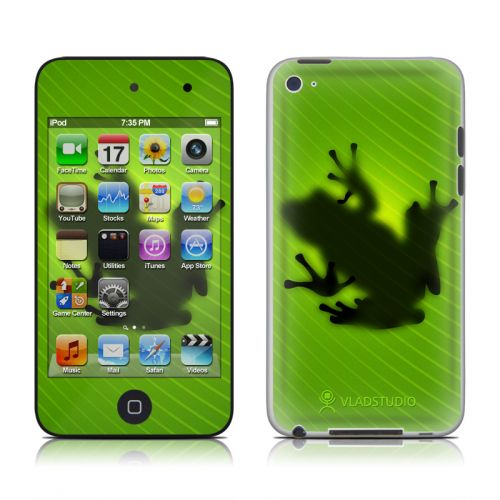 Frog iPod touch 4th Gen Skin