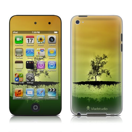 Flying Tree Amber iPod touch 4th Gen Skin
