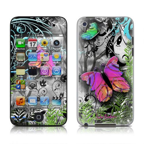 Goth Forest iPod touch 4th Gen Skin