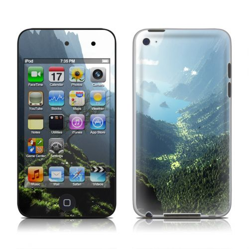Highland Spring iPod touch 4th Gen Skin