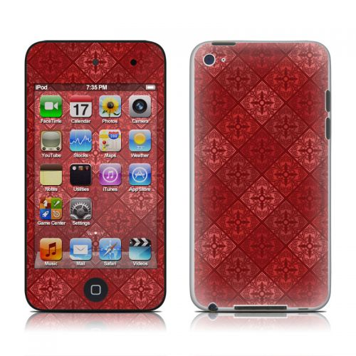 Humidor iPod touch 4th Gen Skin