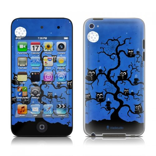 Internet Cafe iPod touch 4th Gen Skin