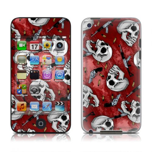 Issues iPod touch 4th Gen Skin