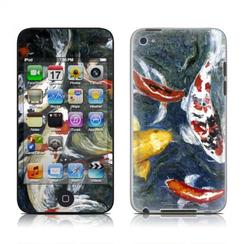Koi's Happiness iPod touch 4th Gen Skin