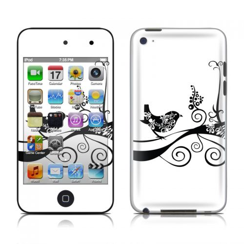 Little Curly iPod touch 4th Gen Skin