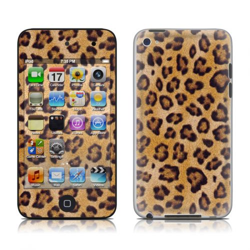 Leopard Spots iPod touch 4th Gen Skin