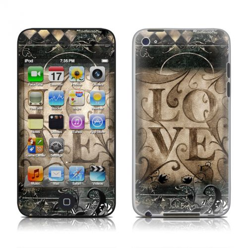 Love's Embrace iPod touch 4th Gen Skin