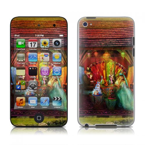 A Mad Tea Party iPod touch 4th Gen Skin