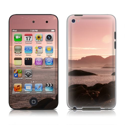 Pink Sea iPod touch 4th Gen Skin