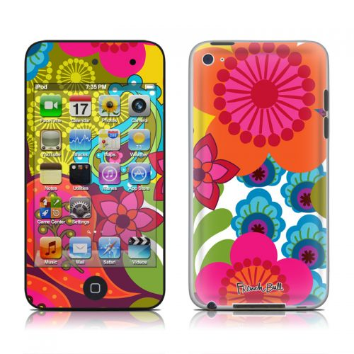 Raj iPod touch 4th Gen Skin