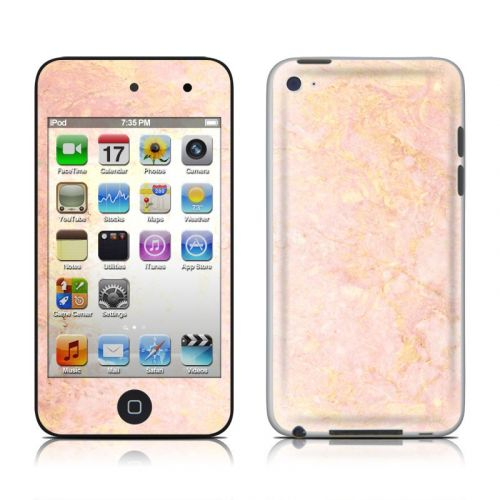 Rose Gold Marble iPod touch 4th Gen Skin