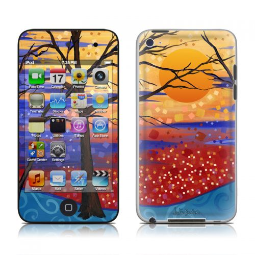 Sunset Moon iPod touch 4th Gen Skin