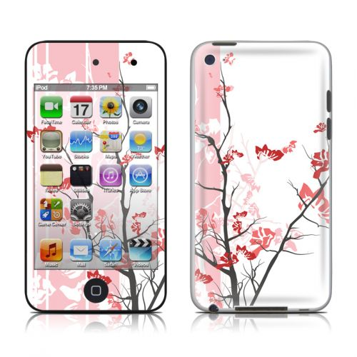 Pink Tranquility iPod touch 4th Gen Skin