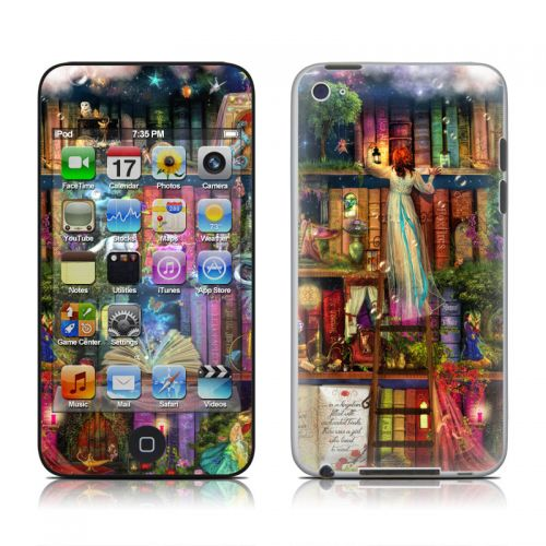 Treasure Hunt iPod touch 4th Gen Skin